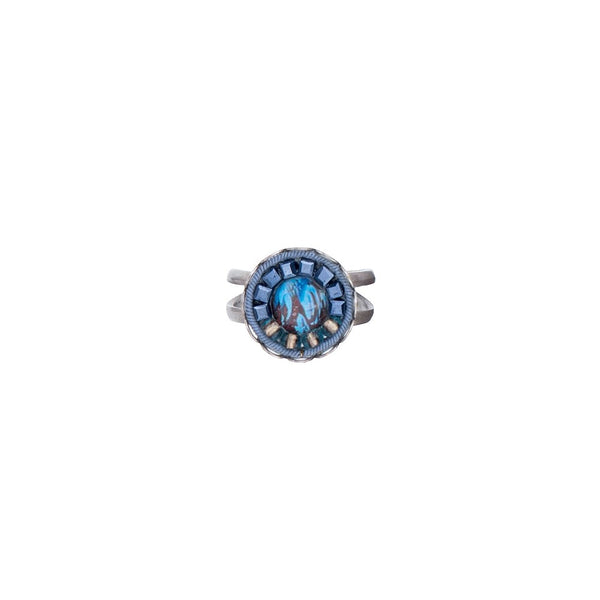 Ayala Bar Adjustable Ring - C6008