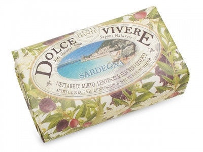 Luxury Soap Bar - Sardegna