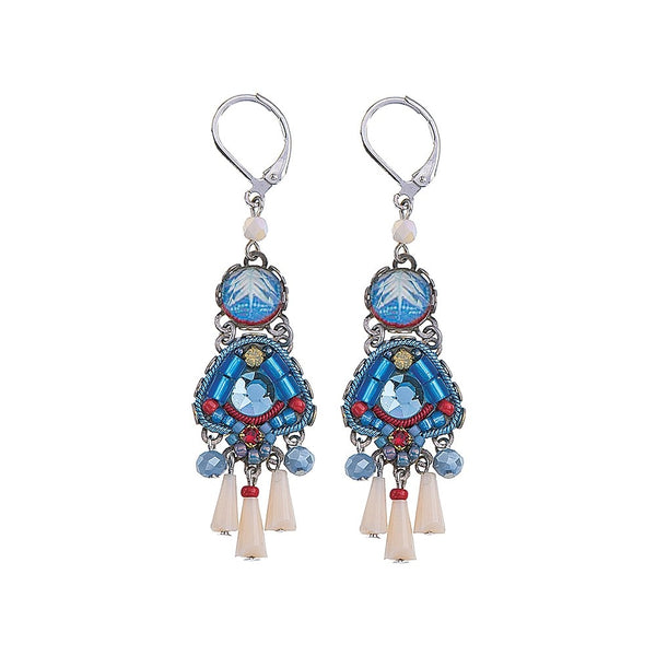 Ayala bar Earrings - Saga Blair