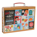 Magnificent World Of ABC Magnet Set