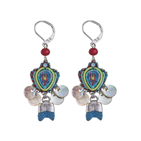 Ayala Bar Earrings - Constance Classe