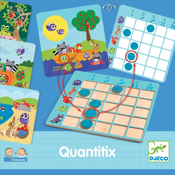 Quantitix Educational Game