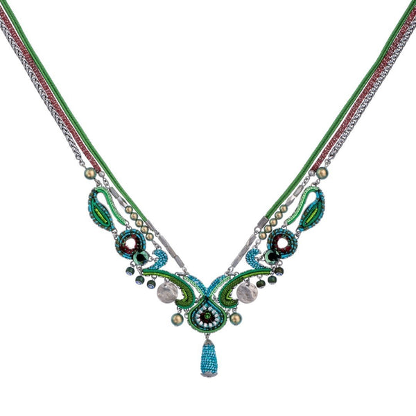 Ayala Bar Necklace - Cornelia 9646
