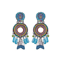 Ayala Bar Earrings - Constance Belle