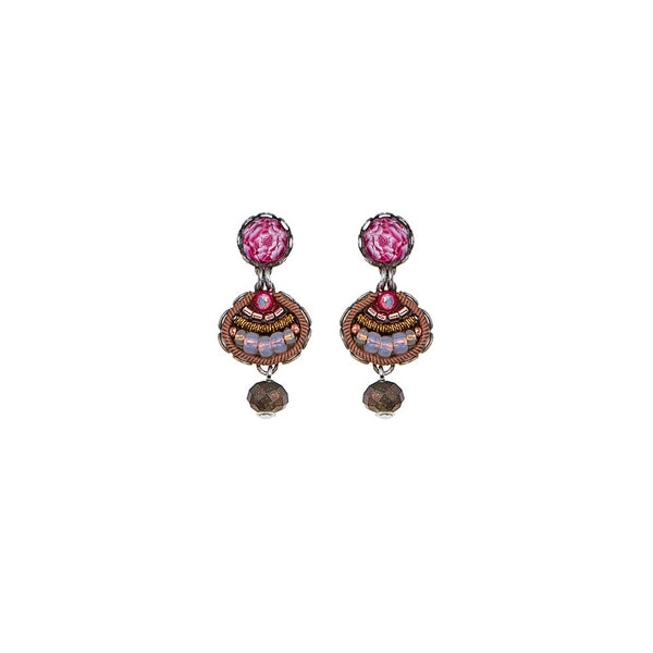 Secret Cave Earrings - Isabella C1071
