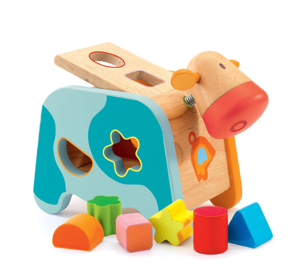 Maggy The Cow Sorting Box