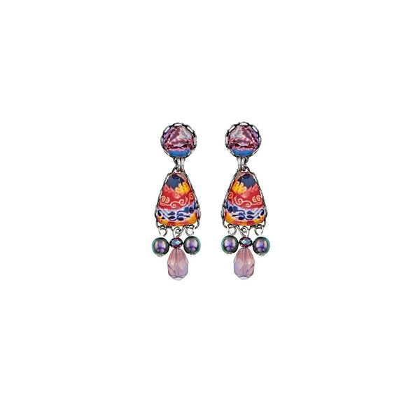 Soul Voyage Earrings - Sabine R1069
