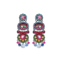 Ayala Bar Earrings - Danube Corin