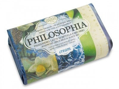 Philosophia Soap Bar - Cream