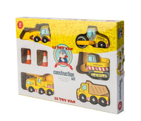 Construction Vehicle Play Set