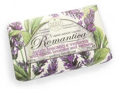 Romantica Soap - Lavender And Verbena