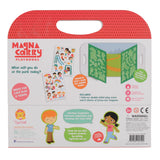 Magna Carry Magnets Set - At the Park