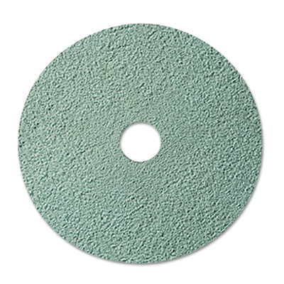 "Burnish Floor Pad 3100, 20"", Aqua"