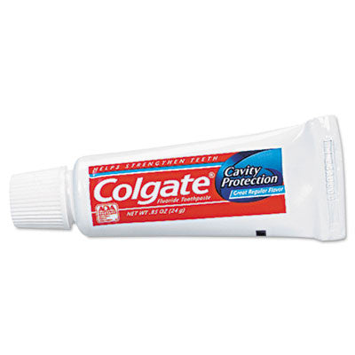 Toothpaste, Personal Size, .85-Oz. Tube, Unboxed