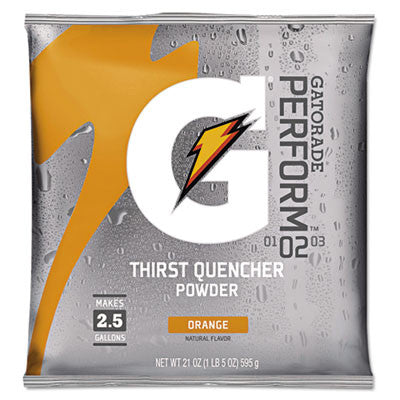G2 Low Calorie Powdered Drink Mix, Orange, 21 Oz Packet