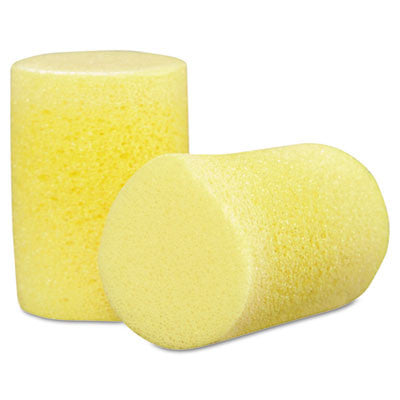 E-A-R Classic Uncorded Earplugs Poly Bag, One Size, Foam, Yellow