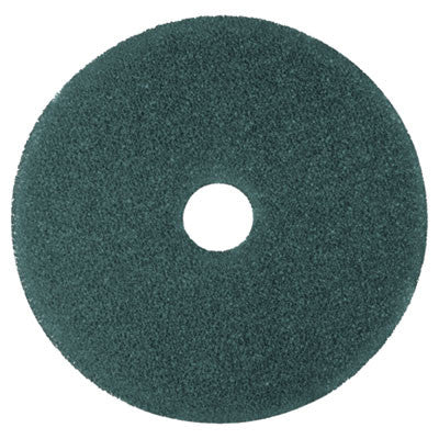 "Cleaner Floor Pad 5300, 12"", Blue"