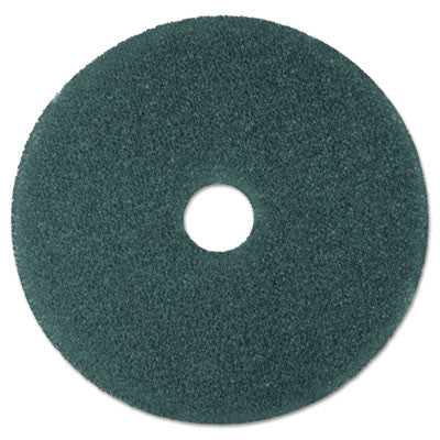 "Cleaner Floor Pad 5300, 19"", Blue"