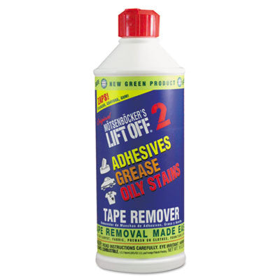 #2: Adhesives, Grease & Oily Stains Tape Remover, Unscented, 11 oz Aerosol