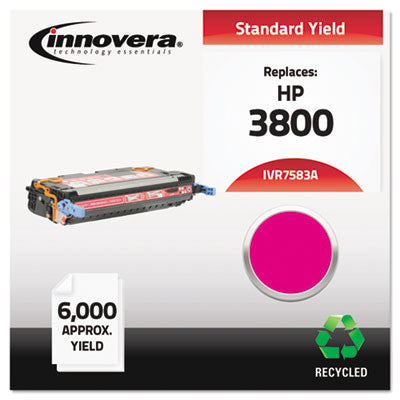 7583A Compatible, Remanufactured, Q7583A (503A) Laser Toner, 6000 Yield, Magenta