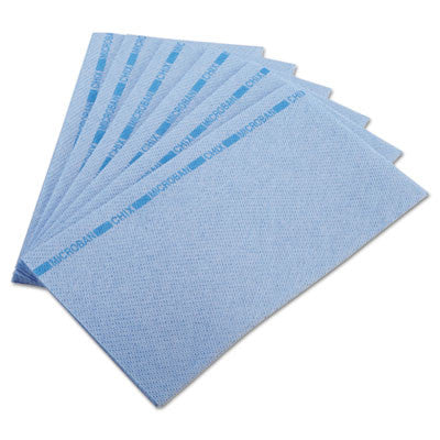 Food Service Towels, 13 x 24, Blue