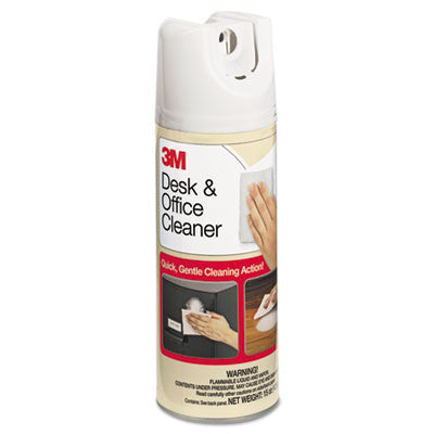 Desk and Office Spray Cleaner, 15oz Aerosol