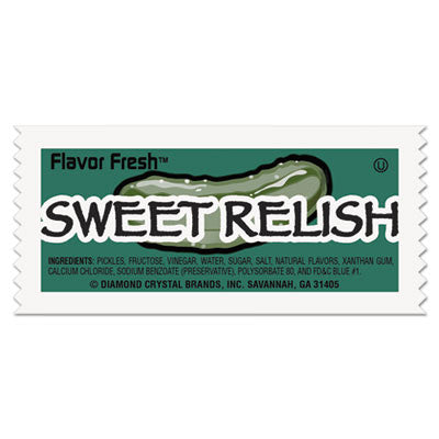 Flavor Fresh Relish Packets, .317oz Packet