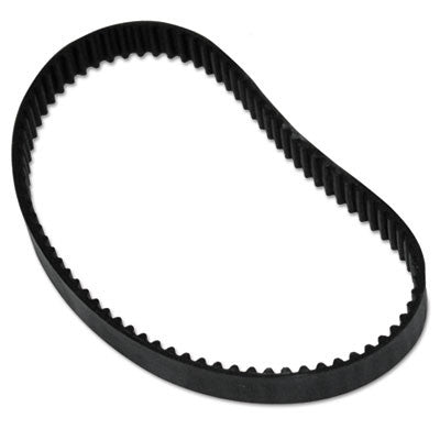 Replacement Brush Belt for use with Rubbermaid Manual Vacuum Cleaners, Black