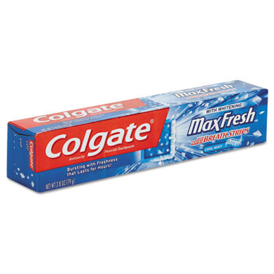 Cool Mint Toothpaste, 2.8 oz Tube