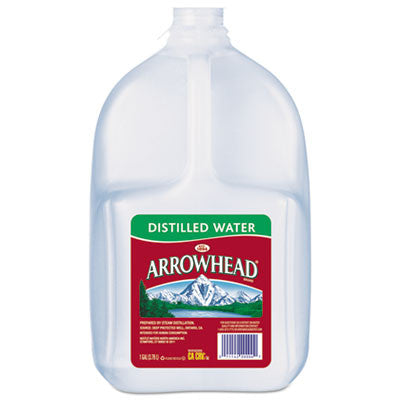 Distilled Natural Spring Water, 1 gal