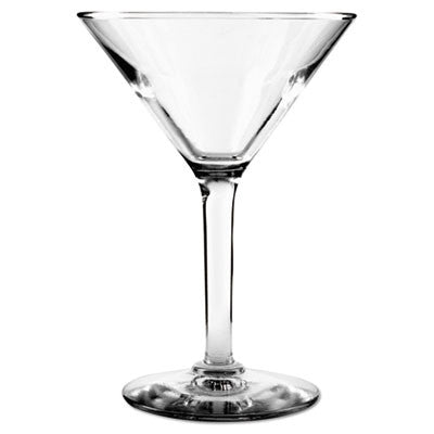 Ashbury Martini Glass, 6 oz, Clear