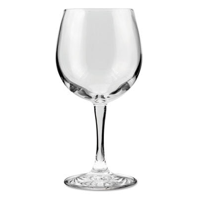 Florentine Red Wine Glass, 13 oz, Clear