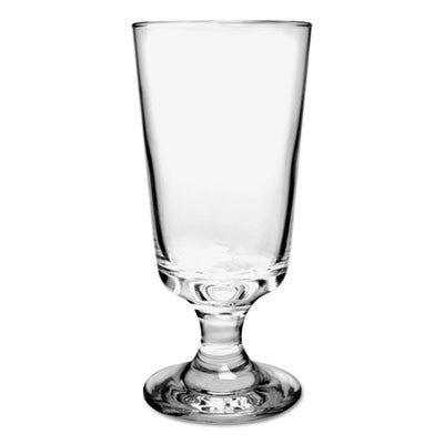 Glass Stemware, Wine, 10oz, Clear