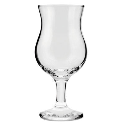 Glass Stemware, Wine, 13.25oz, Clear