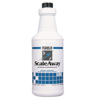 Scaleaway Bathroom Cleaner, Floral Scent, 32 oz Bottle