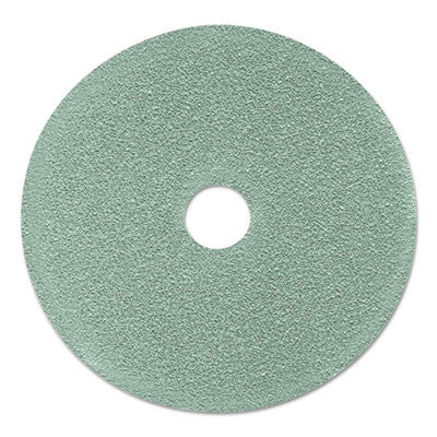 Ultra High-Speed Floor Burnishing Pads 3100, 24-Inch, Aqua