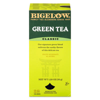 Single Flavor Tea, Green