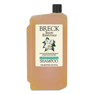 Shampoo/Conditioner, Pleasant Scent, 1 L Bottle