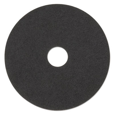 "Low-Speed Stripper Floor Pad 7200, 23"", Black"