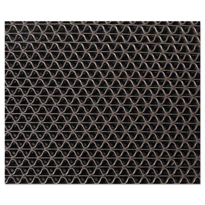 Nomad 6250 Z-Web Medium-Traffic Scraper Matting, 48 x 72, Brown