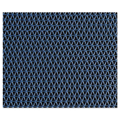 Safety-Walk Wet Area Matting, 36 x 240, Blue