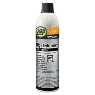 High Performance Mist Adhesive, 20 oz, Aerosol