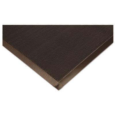 Nomad 6250 Z-Web Medium-Traffic Scraper Matting, 36 x 60, Brown