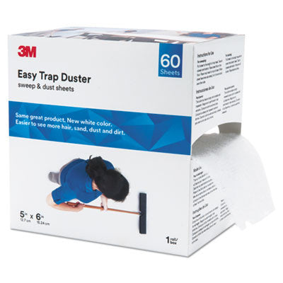 "Easy Trap Duster, 5"" x 30ft, 60 Sheets/Box"