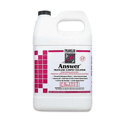 Answer Multi-Use Carpet Cleaner, 1 gal. Bottle