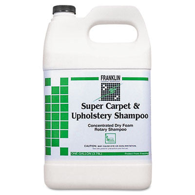 Super Carpet & Upholstery Shampoo, 1 Gallon Bottle