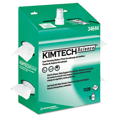KIMWIPES Lens Cleaning, POP-UP Box