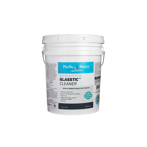 4GP Glass & Plastic Cleaner - 5 Gallon Bucket