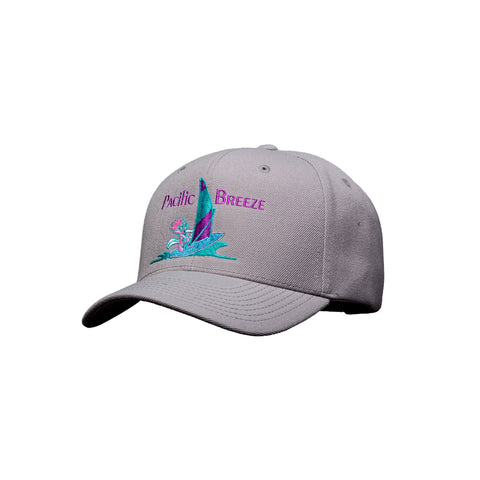 Pacific Breeze Hat - Grey