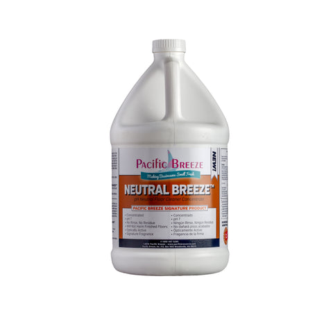 Neutral Breeze - pH Neutral Floor Cleaner Concentrate